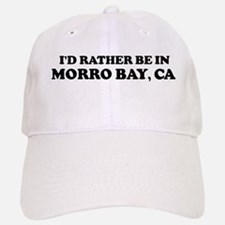 Rather: MORRO BAY Baseball Baseball Cap