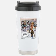 More Cowbell Please Stainless Steel Travel Mug