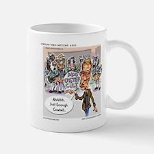 More Cowbell Please Mug