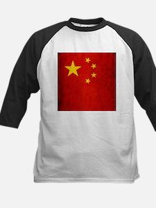 China Grunge Flag Tee