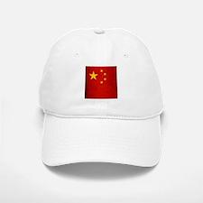 China Grunge Flag Baseball Baseball Cap