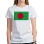 Bangladesh Flag Women's T-Shirt