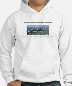 Airborne Missile Maintenance Squdrons Hoodie