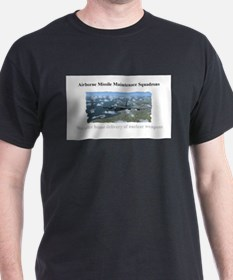Airborne Missile Maintenance Squdrons T-Shirt