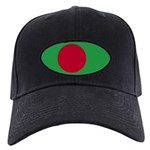 Bangladesh Flag Black Cap