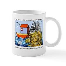 Dolphin-Safe Tuba Mug
