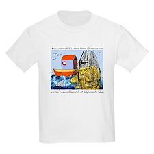 Dolphin-Safe Tuba T-Shirt
