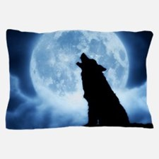 Cries of the Night Wolf/ Blanket/Cover Pillow Case