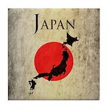 Japan Drink Coasters
