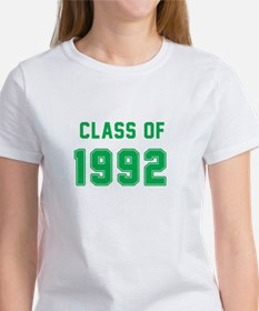 Class of 1992 Green T-Shirt