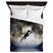 Dragon Moon Queen Duvet/Blanket
