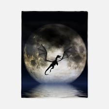 Dragon Moon Twin Duvet / Blanket