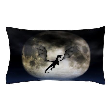 Dragon Moon Pillow Case