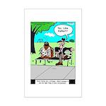Kafka The Roach Mini Poster Print