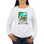 Kafka The Roach Women's Long Sleeve T-Shirt