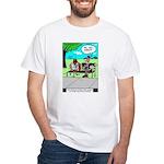 Kafka The Roach White T-Shirt