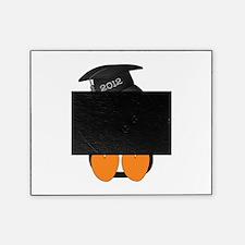 Custom Gradution Penguin Picture Frame