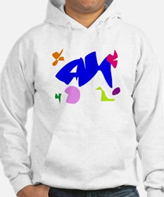 Let's Play with Friends at the Age of 60 Hoodie