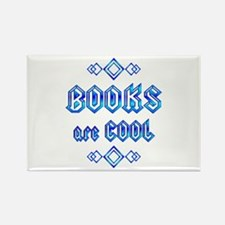 Books are Cool Rectangle Magnet