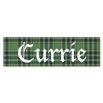 Tartan - Currie Sticker (Bumper 10 pk)