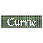 Tartan - Currie Sticker (Bumper 50 pk)