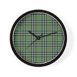 Tartan - Currie Wall Clock
