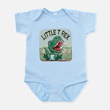Little T Rex Infant Bodysuit