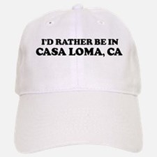 Rather: CASA LOMA Baseball Baseball Cap