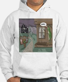 The Fishing Bates Motel Hoodie