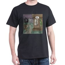 The Fishing Bates Motel T-Shirt