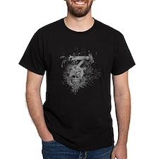 Skull Emblem T-Shirt