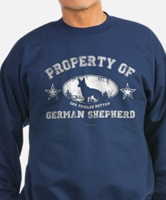 German Shepherd Jumper Sweater