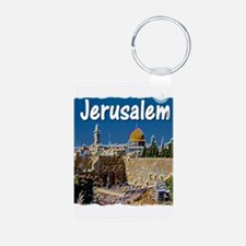 jerusalem Keychains