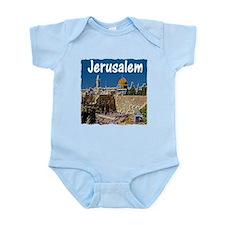 jerusalem Infant Bodysuit