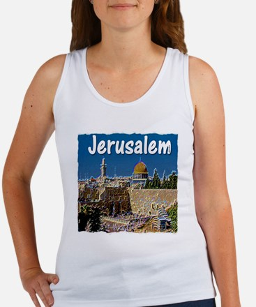 jerusalem Women's Tank Top