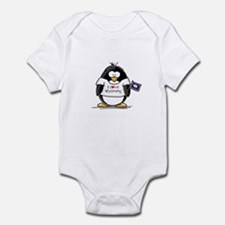 Wyoming Penguin Infant Creeper