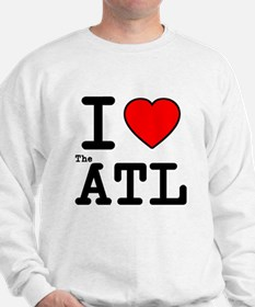 I Love The ATL Sweatshirt