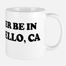 Rather: MONTEBELLO Mug