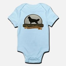 Golden Retriever Infant Bodysuit