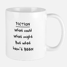 Fiction - what could, what might, but what hasn't