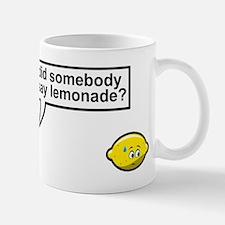 Unique Lemonade Mug
