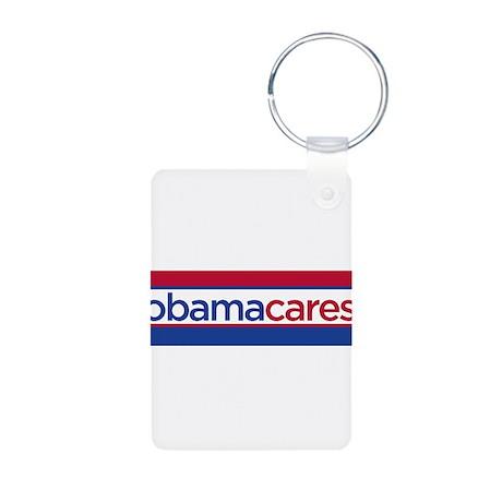 obamacares Aluminum Photo Keychain