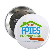 """The FPIES Foundation 2.25"""" Button"""