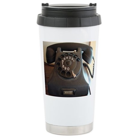 CALL ME MAYBET Stainless Steel Travel Mug