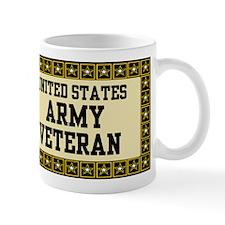 UNITED STATES ARMY VETERAN Mug