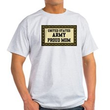 united states army mom T-Shirt