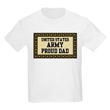 united states army dad T-Shirt
