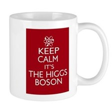 Keep Calm its Higgs Boson Mug