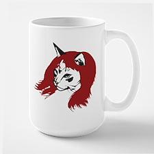 Is it a Merkin or is it a ... Large Mug