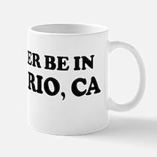 Rather: MONTE RIO Small Small Mug